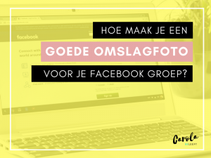 Omslagfoto voor je Facebook Groep Nederlands