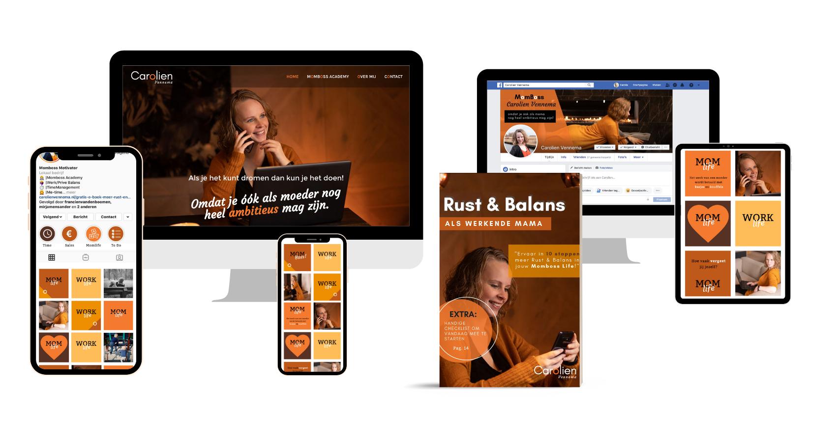 Brand Expert Premium - Personal Branding Carolien Vennema