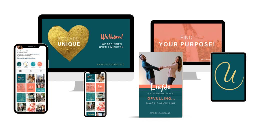 Brand Expert Premium - Personal Branding - Marielle Sonneveld